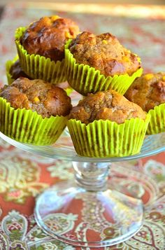 Mexican Muffins {by Weelicious} with chicken and corn. Perfect for the lunch boxes, too! ReluctantEntertainer.com