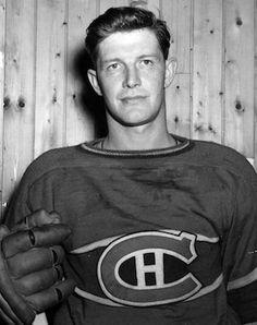 Chamberlain, Erwin (Murph) - Hockey - Exploraré Montreal Canadiens, Nhl, Of Montreal, 1930s, Magazines, Sports, Movies, Hockey Players, Ice Hockey
