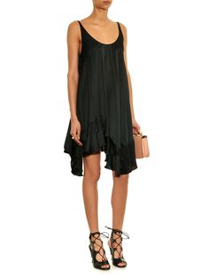 Irina asymmetric-hem dress | Stella McCartney | MATCHESFASHION.COM US