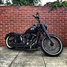 Softail Slim Custom  B)