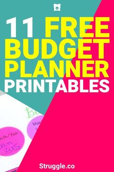Budget Planners: 11 Free & Awesome Planners to Balance the Budget Need a budget plan? These free budget planners are exactly what you are looking for to help manage your finances. Budgeting Finances, Budgeting Tips, Making A Budget, Making Ideas, Budget Planer, Budgeting Worksheets, Financial Peace, Money Saving Tips, Money Tips