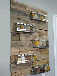 Spice rack art