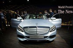All new 2015 Mercedes-Benz C-Class. #Wow #mercedesbenz #mbusa