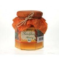 Økologisk Havtorn Honning 250 g