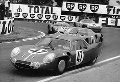 Alpine Renault A210 - Le Mans 1966