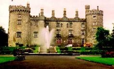 Kilkenny- Kilkenny Castle - Went there 22 years ago. :( The wife and I need to go to Ireland.
