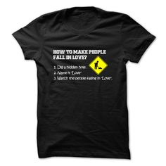 Fall In Love T-Shirts, Hoodies. Check Price Now ==► https://www.sunfrog.com/Funny/Fall-In-Love-39954761-Guys.html?id=41382
