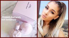 "ARIANA GRANDE RELEASES NEW PERFUME ""SWEET LIKE CANDY"""