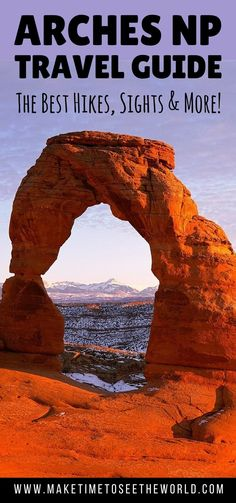 Click to find out all about Arches National Park Hikes and Sights, along with information on when to visit and where to stay to make the most of your trip *********************************************************************************** Arches National Park   Arches NP   Moab   Arches National Park Hikes   Where To Stay Arches National Park   When to Visit Arches National Park
