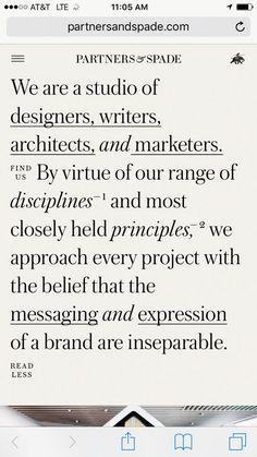 NOTES: Inspiration for typography and color scheme. Web hosting at arwebhosting. Website Layout, Web Layout, Layout Design, Website Ideas, Website Design Inspiration, Graphic Design Inspiration, Typography Layout, Lettering, Coffee Typography