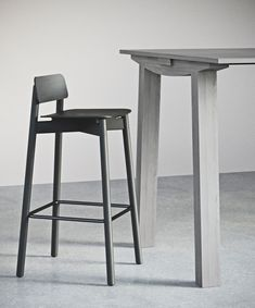 The Jasny Bar Stool is ideal for multiple surroundings, including workspaces, hospitality environments and as statement pieces for residential homes. Designed with comfort front of mind, the stools are solid and inviting, encouraging you to stay, sit and feel at ease for a while. The Jasny Bar Stool is made using FSC certified timber and can be upholstered to compliment your project.