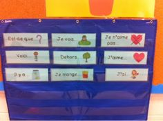 Primary French Immersion Resources Spanish Teaching Resources, Teaching Tools, French Resources, Teaching Ideas, Full Day Kindergarten, Teaching Kindergarten, How To Speak French, Learn French, French School