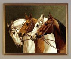 Indian Art Horse Stallion | wild horses, animals, horses, nature, wild