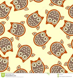 owl-possible wrapping paper print