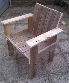 Little Child Pallet Chair Benches & Chairs