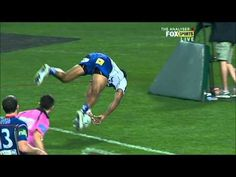 An amazing try by Ben Barba