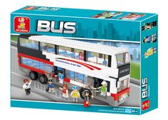 SLUBAN BUS LEGO SET