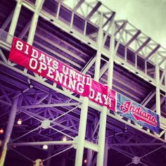 Only 81 Days until Opening Day!