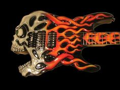 Awesome Guitar! \m/