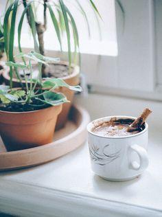 Superfood hot chocolate (V+GF) | Vibrant Food Stories