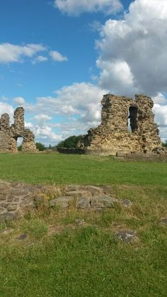 Sandal Castle, Wakefield, West Yorkshire, England