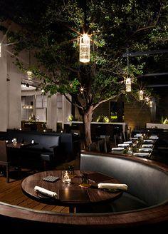 Bourbon Steak | AvroKo | Un Diseño y Concepto Firma