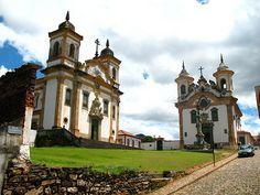 Igrejas de Mariana