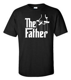 The Father Groomsmen  T-Shirt Men's Apparel Custom by ShopLintyCat