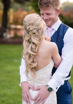 This couple nailed all the wedding trends! • Wedding Ideas magazine