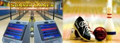 Save on 2 Games of Bowling including Shoe Rental at Sunset Lanes in Parksville! Body Treatments, Vancouver Island, Family Activities, Daily Deals, Bowling, Shoe, Sunset, Night, Zapatos