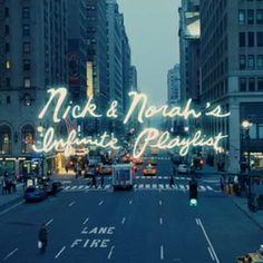 Nick and norah's infinite playlist.... Love this movie