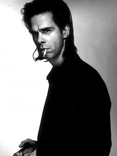 Nick Cave: the man next to Yuri Gagarin
