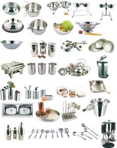 Kitchenware | Stainless Steel kitchenware and houseware products - Apr, 24 2007