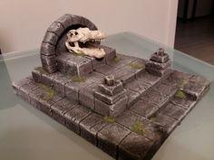 Mordjinn's terrain