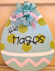 Easter Egg Wreath - Silhouette Project