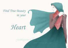 True Beauty by yumigawa.deviantart.com