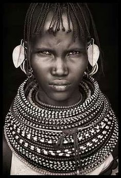 Northern Kenya Beautiful Photography by John Kenny taken with Africa's remotest tribes. Fine art prints in black and white, also colour, are available to buy in signed, limited editions. Facing Africa: the book is out now African Tribes, African Women, African Art, Photography Gallery, Portrait Photography, John Kenny, Tribal Face, Non Plus Ultra, Art Africain