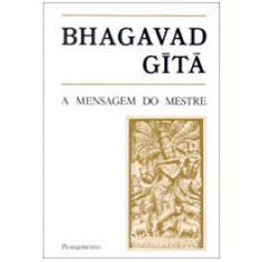 """Também conhecido como """"A Canção do Senhor"""", """"A Sublime Canção"""" ou """"A Mensagem do Mestre"""", o Bhagavad Gita é a essência do conhecimento védico da Índia e um dos grandes clássicos da literatura espiritual e filosófica do mundo.    Em seu sentido literal, como a parte mais conhecida do Mahabharata, a maior obra da literatura sânscrita e uma das mais importantes da literatura universal, contém os conselhos de Krishna -- a suprema personificação da Divindade -- a Ar..."""
