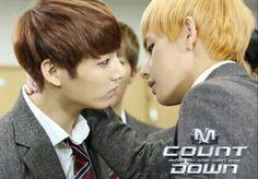 Kaksi K-pop poikabändin jäsentä rakastuvat toisiinsa. Tunteeko hän sa… #romance #Romance #amreading #books #wattpad