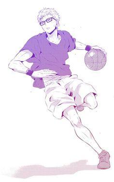 Tsukishima Kei ~~ Basketball
