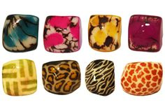 Global Handmade Hope sells fair trade goods, like these rings