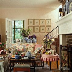 English Country Cottage                                                       …