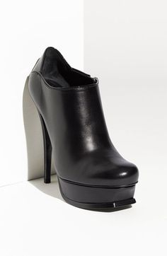 ysl tribute bootie...