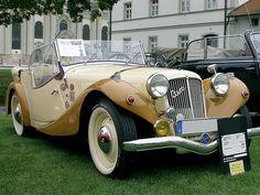 AERO Typ 30 Sports • 1934