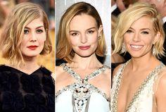 WowWOB!Nach FauxBob und LongBob macht nun der Wavy Bob (WOB) Frisur-Furore. Fans des Haircuts of the Moment:Kate Bosworth und Sienna Miller.