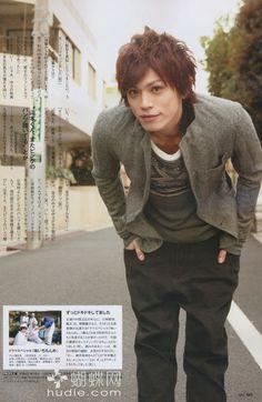 Yusuke Yamamoto <3 One of my favorite Japanese actors
