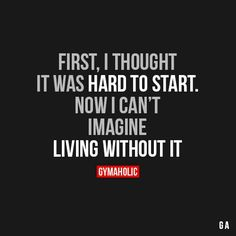 Gymaholic motivation to help you achieve your health and fitness goals. Try our free Gymaholic Fitness Workouts App. Fit Girl Motivation, Fitness Motivation Quotes, Weight Loss Motivation, Motivation Inspiration, Fitness Inspiration, Workout Motivation, Workout Quotes, Excersise Quotes, Workout Inspiration