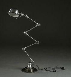 Beautiful 5 arms 25cm Jielde Lamp 1950 Vintage 100% Original French Industrial French Industrial, Industrial Style, Desk Lamp, Table Lamp, The 100, Arms, The Originals, Beautiful, Vintage