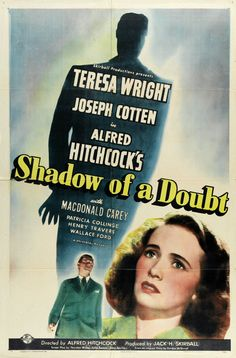 Shadow Of A Doubt (1943) *****