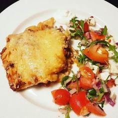 Made by Redbeardno for Sola on Feb 05 Lasagna, Ethnic Recipes, Food, Essen, Meals, Yemek, Lasagne, Eten